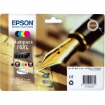 Cartucho Original Epson 16XL - T1636