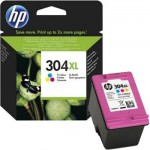 Cartucho Original HP Nº 304xl - N9K07AE