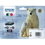 Cartucho Original Epson 26XL - T2636