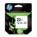 Cartucho Original HP Nº 22xl  - C9352CE