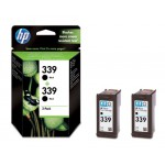 Cartucho Original HP Nº 339 - C9504EE (pack 2)