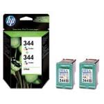 Cartucho Original HP Nº 344 - C9505EE (pack 2)