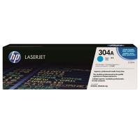 Toner Original HP CC531A - 304A