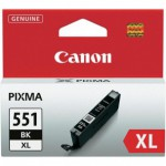 Cartucho Original Canon CLI-551BK XL