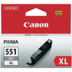 Cartucho Original Canon CLI-551GY XL