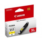 Cartucho Original Canon CLI-551Y XL