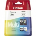 Cartucho Original Canon PG-540 + CL-541 (PACK 2)