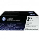Toner Original HP Q2612AD- Nº 12AD
