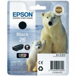 Cartucho Original Epson 26 - T2601