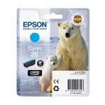 Cartucho Original Epson 26 - T2612