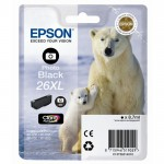 Cartucho Original Epson 26XL photo - T2631