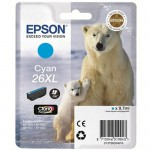 Cartucho Original Epson 26XL - T2632