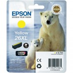 Cartucho Original Epson 26XL - T2634